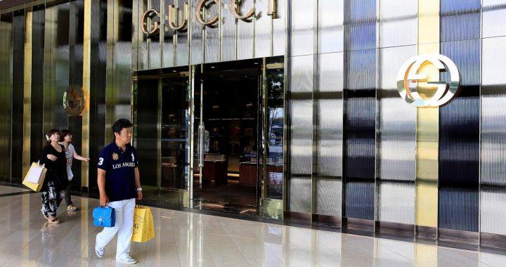 Gucci pone sus redes sociales a disposición de la OMS para informar del COVID-19