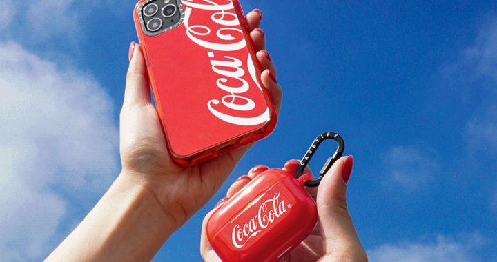 Lanzan accesorios tecnológicos inspirados en la marca internacional de Coca Cola