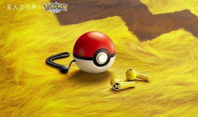 Pokémon y Razer se unen para lanzar estos increíbles audífonos de Pikachu