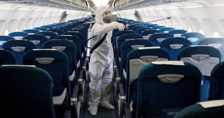 ¡Atención! Así será el nuevo protocolo mundial para viajar en avión