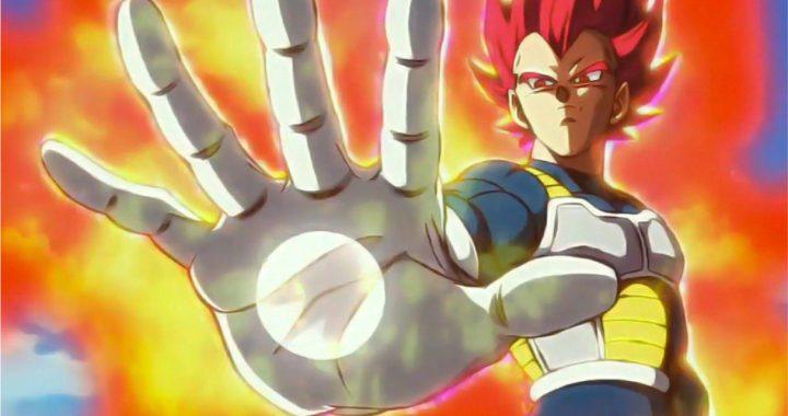 Dragon Ball Z: Kakarot revela cómo Vegeta obtuvo el Super Saiyan Dios