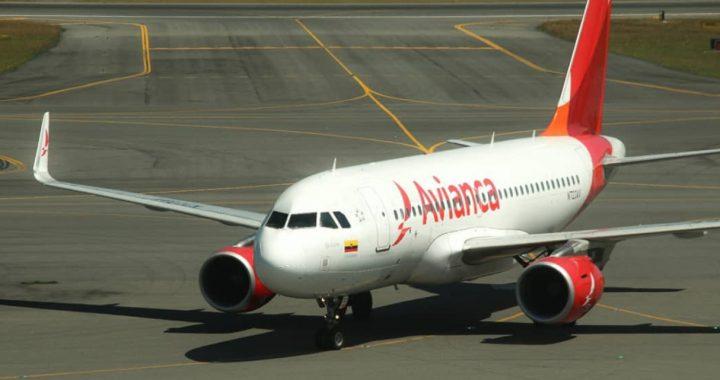 Avianca es la primera aerolínea de la region en declararse en quiebra por el coronavirus