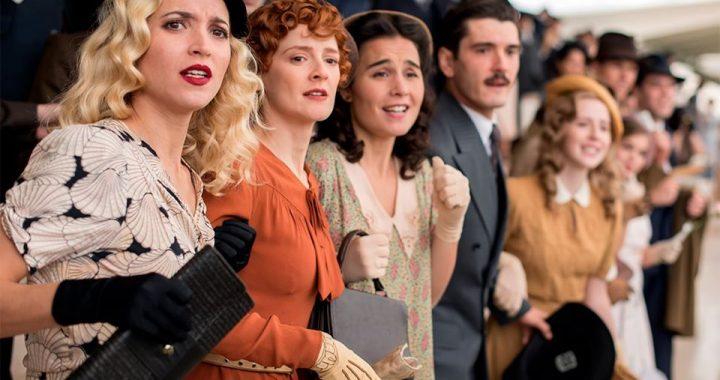 """""""Las chicas del cable"""" reveló la fecha de estreno de su temporada final"""