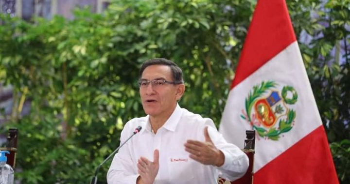 Perú amplía su cuarentena por dos semanas más