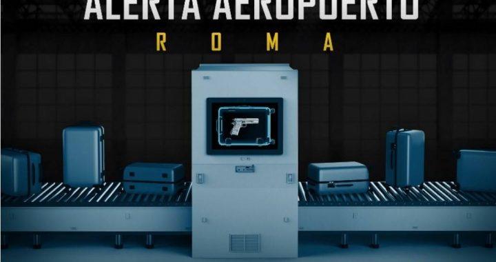 """National Geographic estrenará """"Alerta Aeropuerto: Roma"""""""