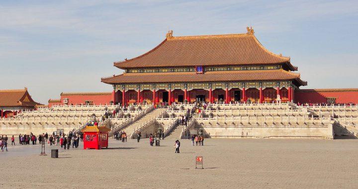 """""""Ciudad Prohibida"""" de China abre sus puertas y da señales del primer avance turístico"""