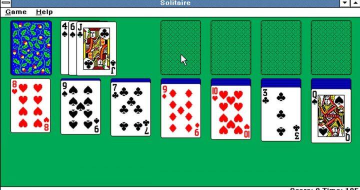 Solitario de Windows cumple 30 años y aún cuenta con 35 millones de jugadores al mes