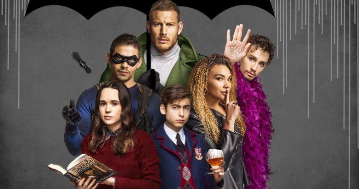 "Netflix confirmó la fecha de estreno de la segunda temporada de ""The Umbrella Academy"""