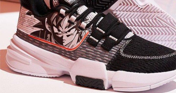 Anta se inspiró en Dragon Ball Super para lanzar su nuevo modelo de zapatillas
