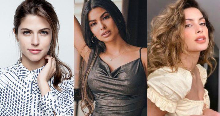 """Stephanie Cayo, Ivana Yturbe y Milett Figueroa entre """"Los 100 rostros más bellos del mundo"""""""