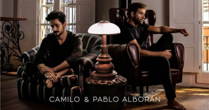 Pablo Alborán colabora con Camilo en una versión de «El mismo aire»