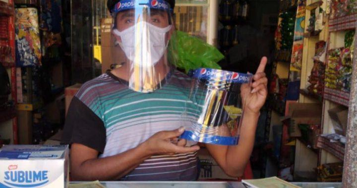 """""""Mi tienda segura"""": las bodegas peruanas se reinventan en medio de la crisis por el coronavirus"""