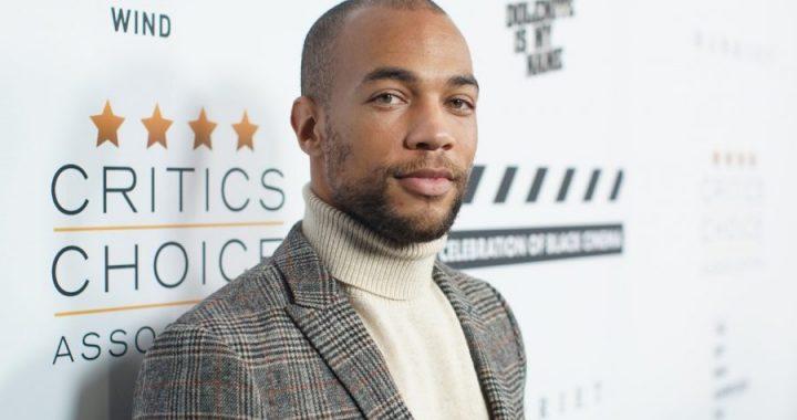 "Kendrick Sampson, actor de ""The Flash"", es baleado por policía estadounidense durante protesta"