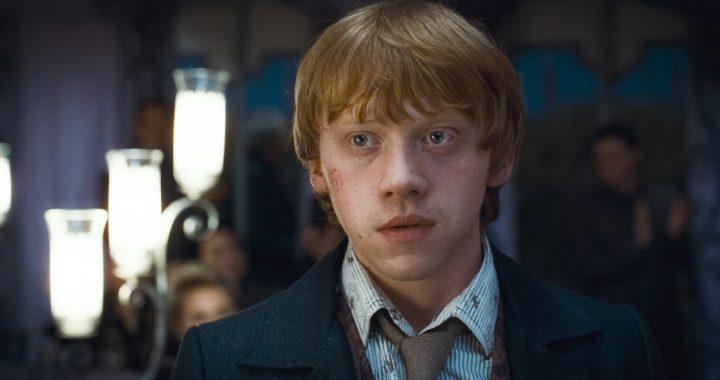 Esta es la profesión desconocida del recordado 'Ron Weasley' de Harry Potter