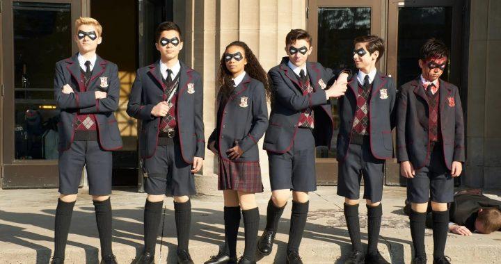 Netflix revela imágenes de la segunda temporada de The Umbrella Academy