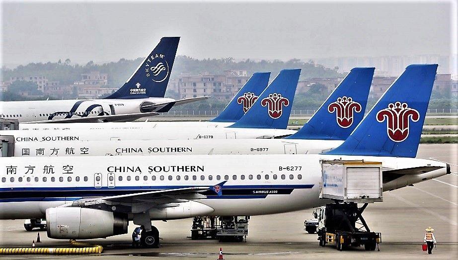 Estados Unidos suspenderá vuelos de aerolíneas chinas desde el 16 de junio