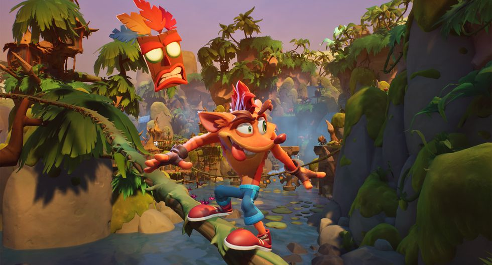 """""""Crash Bandicoot"""": Todo lo que debes saber del nuevo juego para PlayStation 4 y Xbox One"""