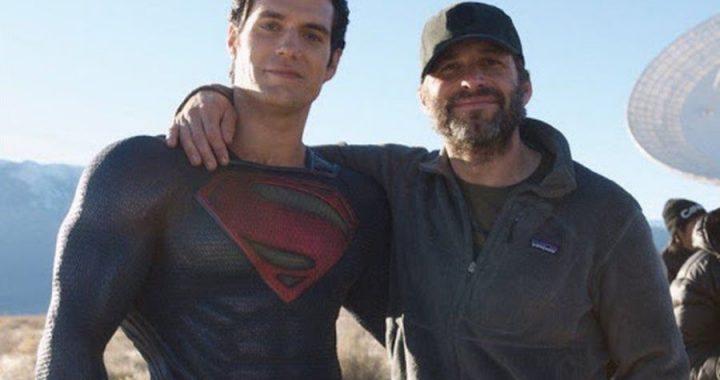 """Henry Cavill y su opinión del Snyder Cut: """"Será muy divertido ver a Zack lanzar su versión"""""""