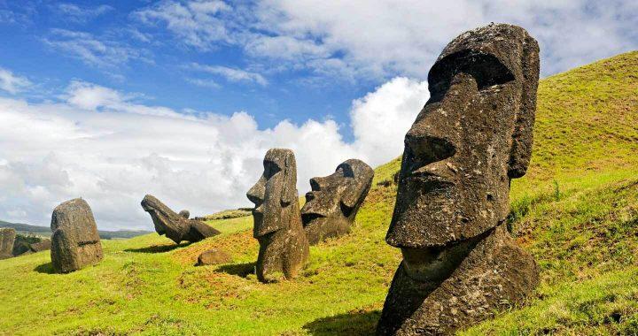 Isla de Pascua: De Patrimonio de la Humanidada a locación para una serie de ficción