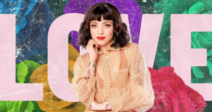 """Mon Laferte estrenó su tema """"Love"""" como parte de su álbum tributo a Zoé"""