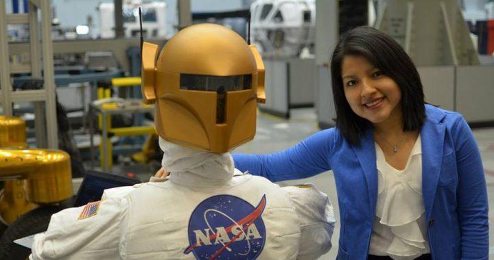 Rosa Ávalos, la peruana que ayudaba a vender higos a su abuelita y ahora triunfa en la NASA