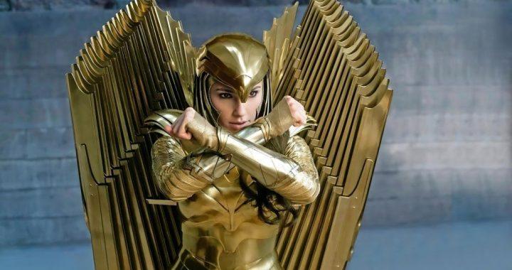 Diseñadora de Wonder Woman 1984 compara el nuevo atuendo de Diana con el traje de Batman