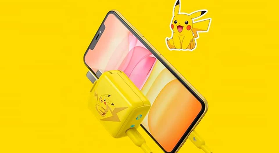 Pokemon Go: Xiaomi lanza su set de cargadores de Pikachu