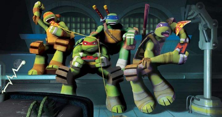 """Nickelodeon planea un relanzamiento de las """"Tortugas Ninja"""" con Seth Rogen"""