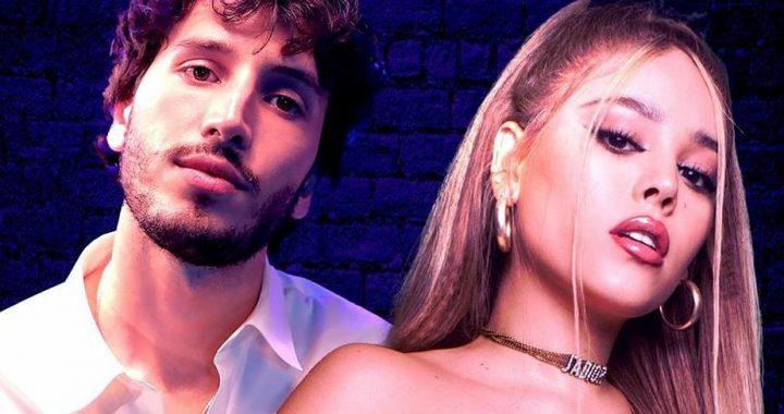 """Danna Paola y Sebastián Yatra se unieron para estrenar """"No bailes sola"""""""