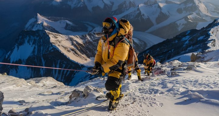 National Geographic estrena Expedición Everest y Perdidos en el Everest