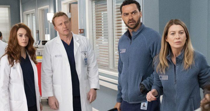 Los doctores lucharán contra el coronavirus en la nueva temporada de «Grey's Anatomy»