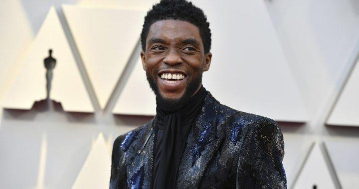 Los Avengers se despiden de Chadwick Boseman, actor de 'Pantera Negra'