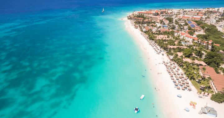 """Aruba, una buena opción para viajar en la """"nueva normalidad"""""""