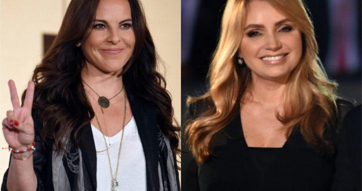 """Kate del Castillo y su dura crítica a Angélica Rivera: """"No hizo nada por México"""""""