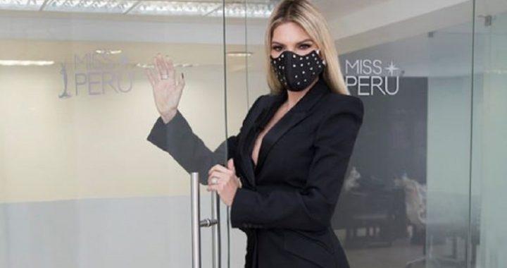 ¡Miss Perú 2020 será virtual! Jessica Newton cuenta cómo le harán frente a la pandemia