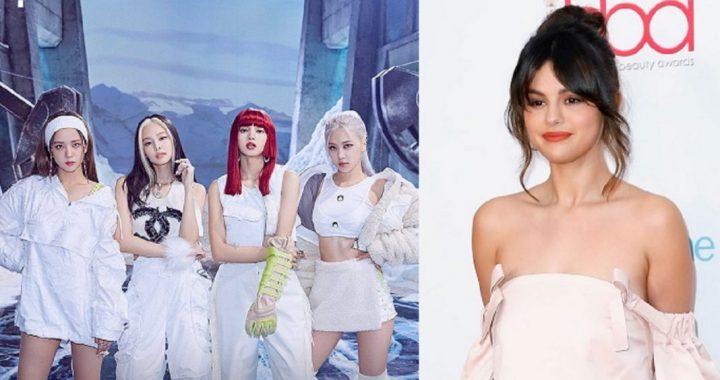 Selena Gomez y BLACKPINK confirmaron que lanzaran su primera colaboración este mes