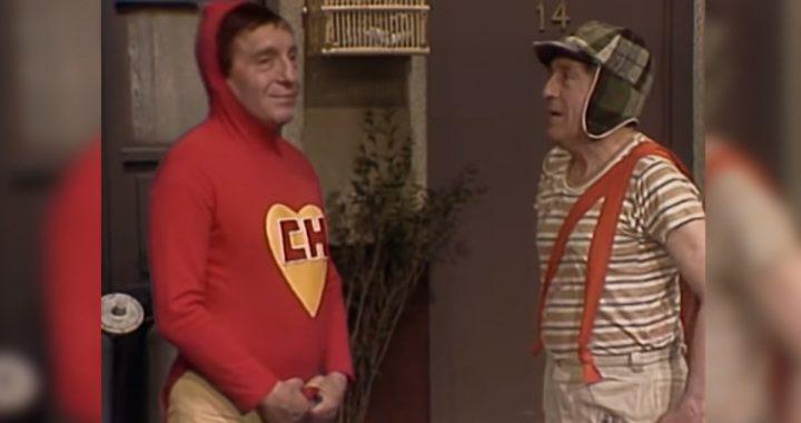 ¿Fue sin querer queriendo? «El chavo del 8» y «El chapulín colorado» no se emitirán más en TV