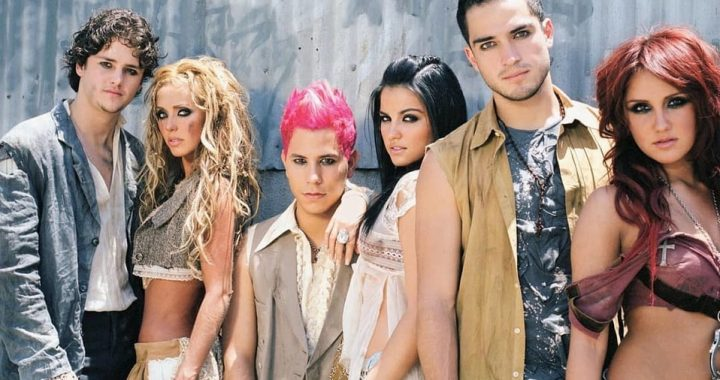 RBD reveló que sus canciones estarán disponibles en plataformas digitales