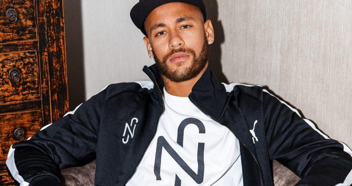Neymar se convierte en la nueva estrella de Puma