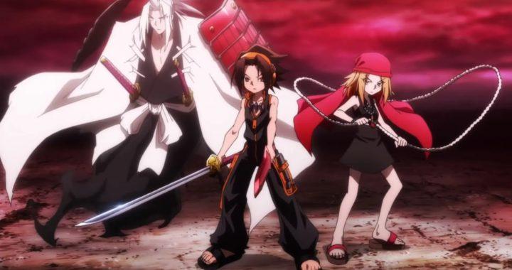 """El reboot del anime """"Shaman King"""" estrenó su primer teaser"""