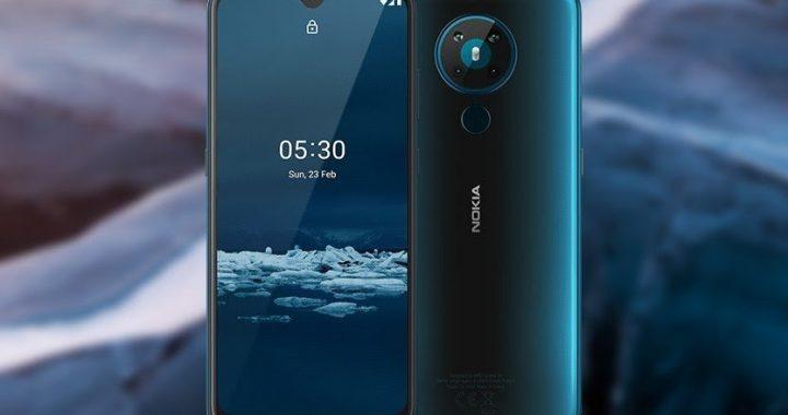 Conoce el nuevo dispositivo Nokia que cuenta con cámara cuádruple