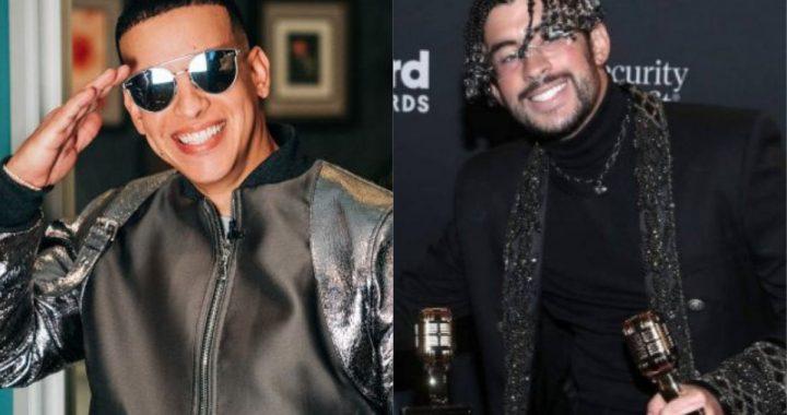 Daddy Yankee y Bad Bunny conquistaron los Latin Billboards