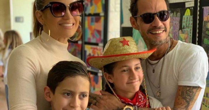 Emme, hija de Jennifer Lopez y Marc Anthony, debuta como escritora