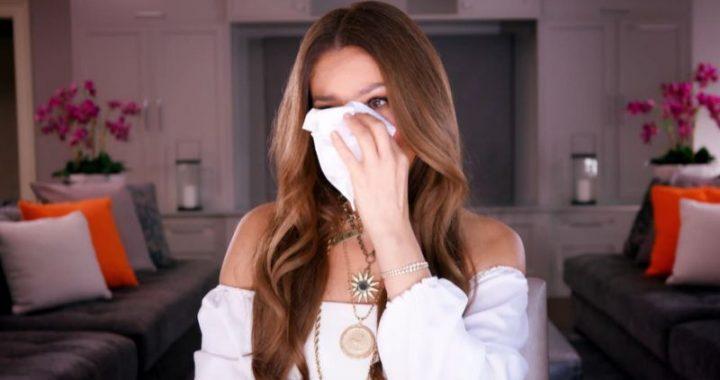 Thalía confesó, entre lágrimas, que su primera canción en solitario fue vetada de la radio