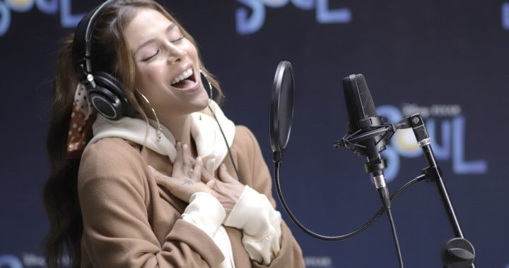 """Disney+: Greeicy interpretará su versión de """"Así es la vida"""" para """"Soul"""""""