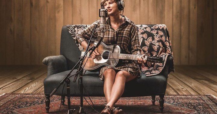 «Folklore: Sesiones en long pond studio» de Taylor Swift se estrena en Disney+