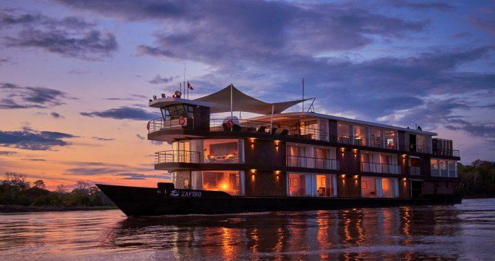 """Este año nuevo recorre la Amazonía Peruana en el crucero """"Jungle Experiences"""""""