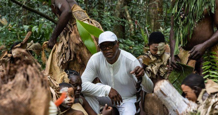 """Samuel L. Jackson protagonizará """"Esclavizados: una historia de injusticia"""", serie documental de Nat Geo"""