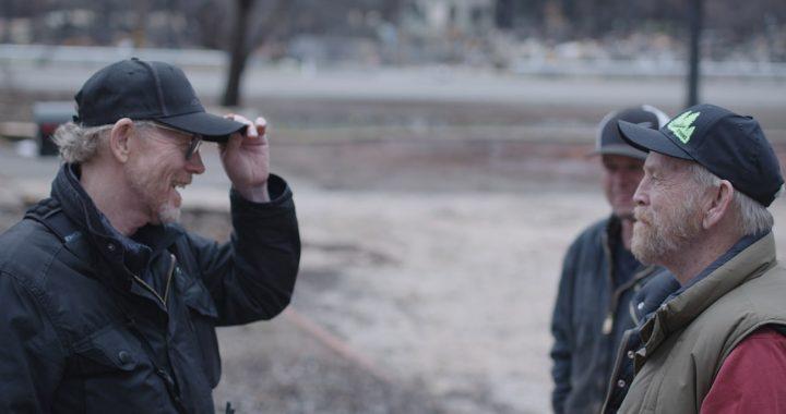 """Ron Howard llega a Nat Geo con el estreno de """"La Reconstrucción de Paradise"""""""