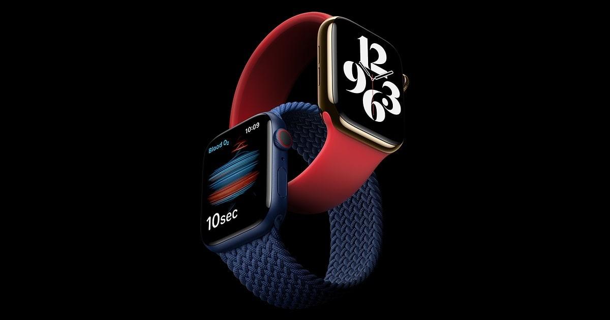 El nuevo Apple Watch Series 6 llega a iShop Perú